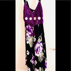 Crocheted dress Offer 🦋 2 for 20